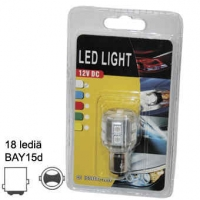 LED-POLTTIMO 12V BAY15D VALK.