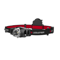 OTSAVALAISIN H3.2 LED LENSER