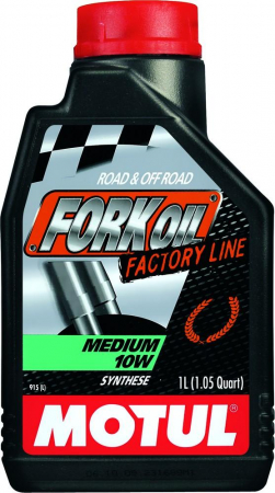 MOTUL FORK OIL MEDIUM 10W 1L  (8216-1)